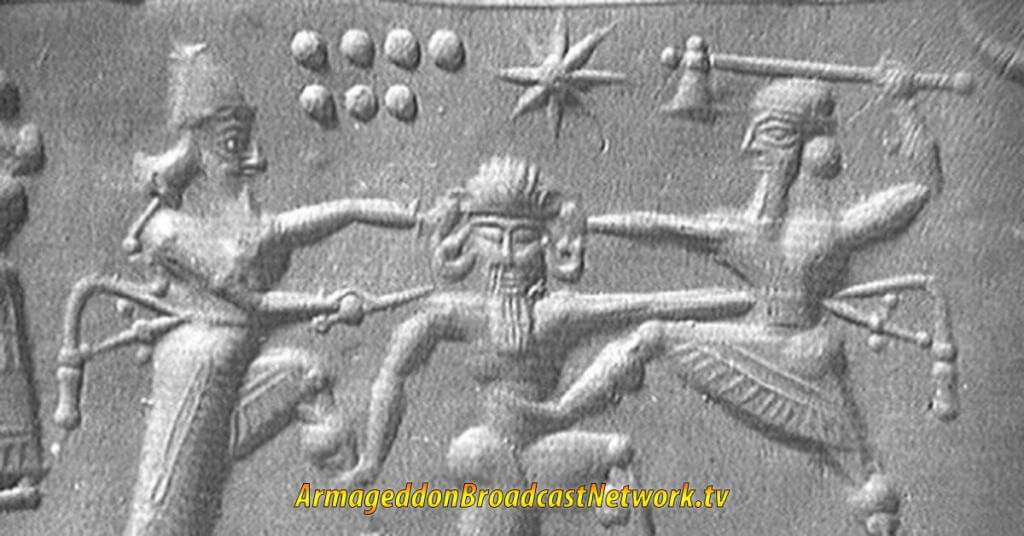 Gilgamesh is from ancient sumer