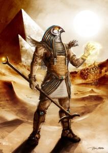 Horus - Ancient Egyptian God