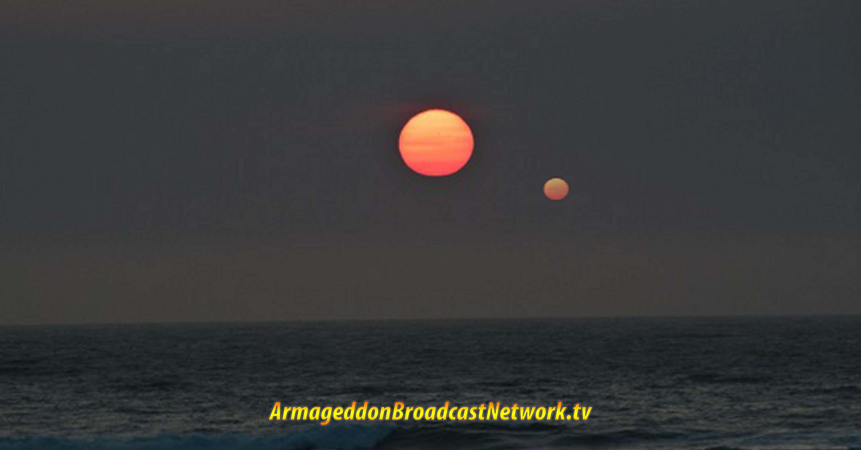 Nibiru and the Sun | The Armageddon Broadcast Network