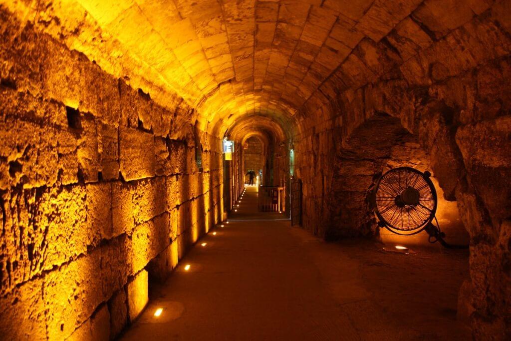 Western Wall Tunnels - Jerusalem, Israel - Armageddon Broadcast Network