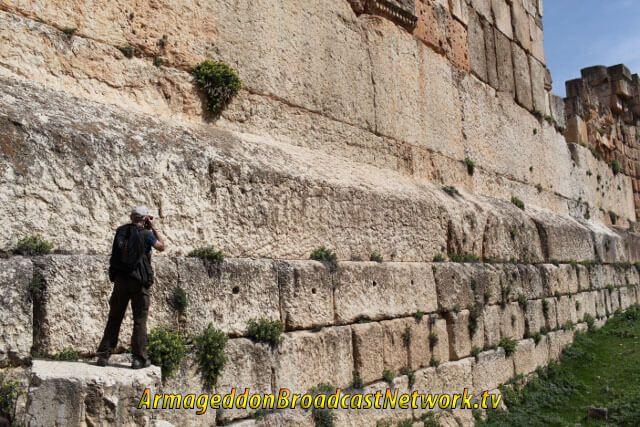 Baalbek Temple in Lebanon - Armageddon Broadcast Network